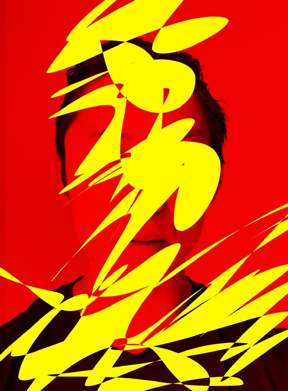 Yellow red selfie ERIC KIM