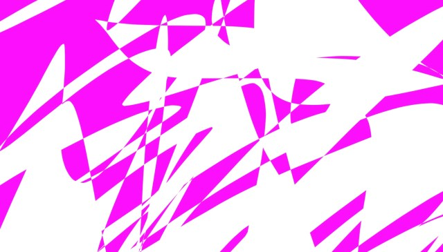 magenta white abstract