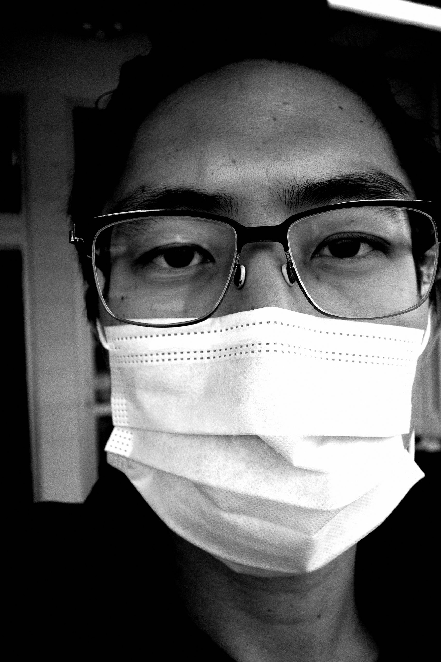 ERIC KIM photography covid grocerselfie face mask y store 00002