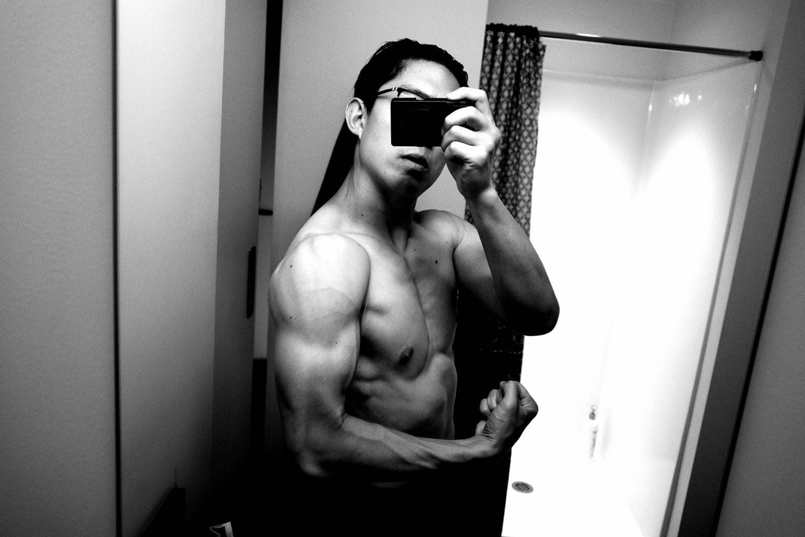 Flex front Ricoh muscle