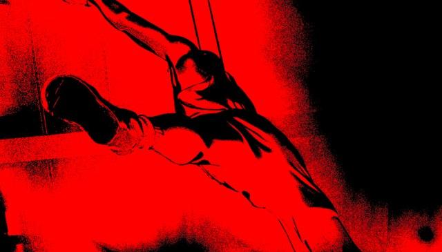 Red Michael Jordan