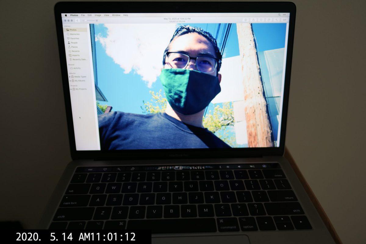 laptop ERIC KIM