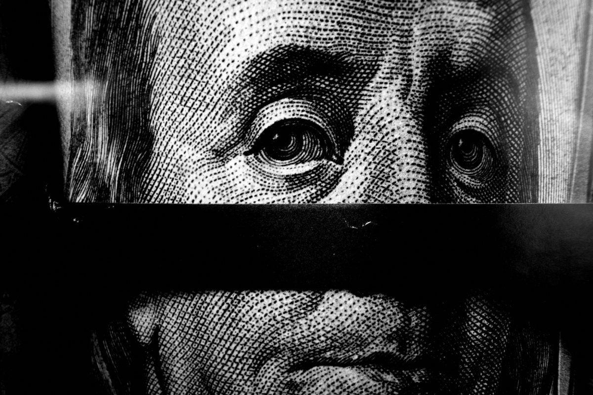 Benjamin Franklin eye ERIC KIM money 00 005