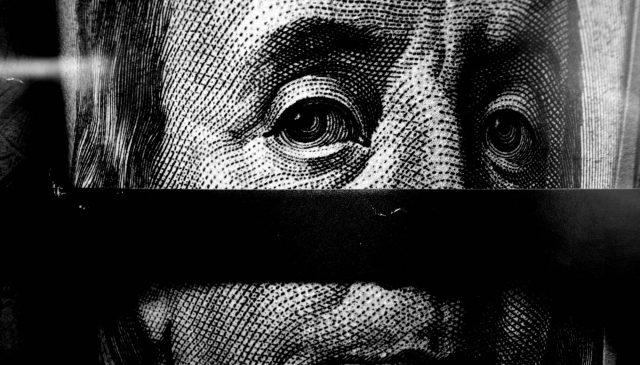 Benjamin Franklin eye ERIC KIM money 00 005
