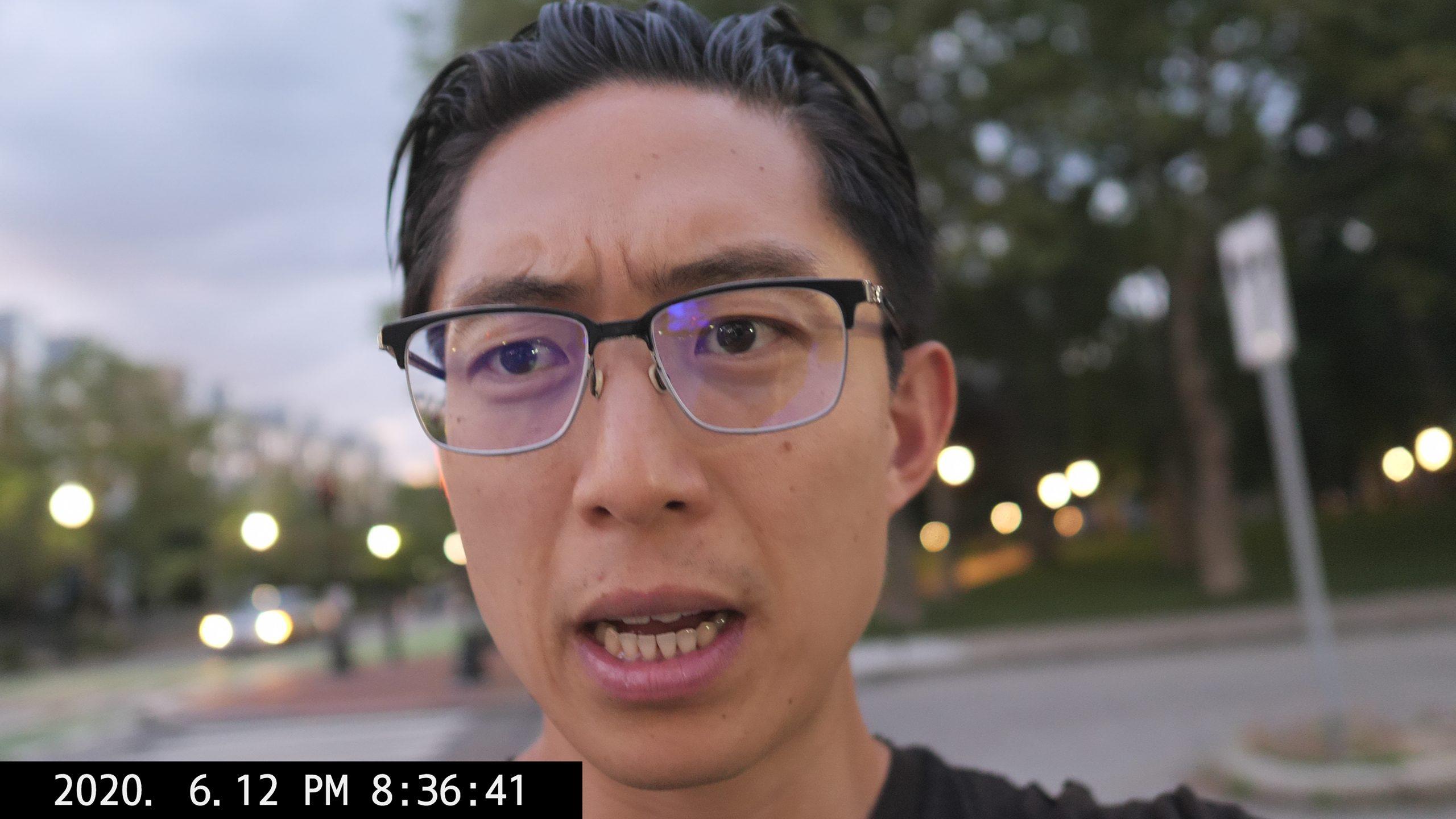walking talking ERIC KIM