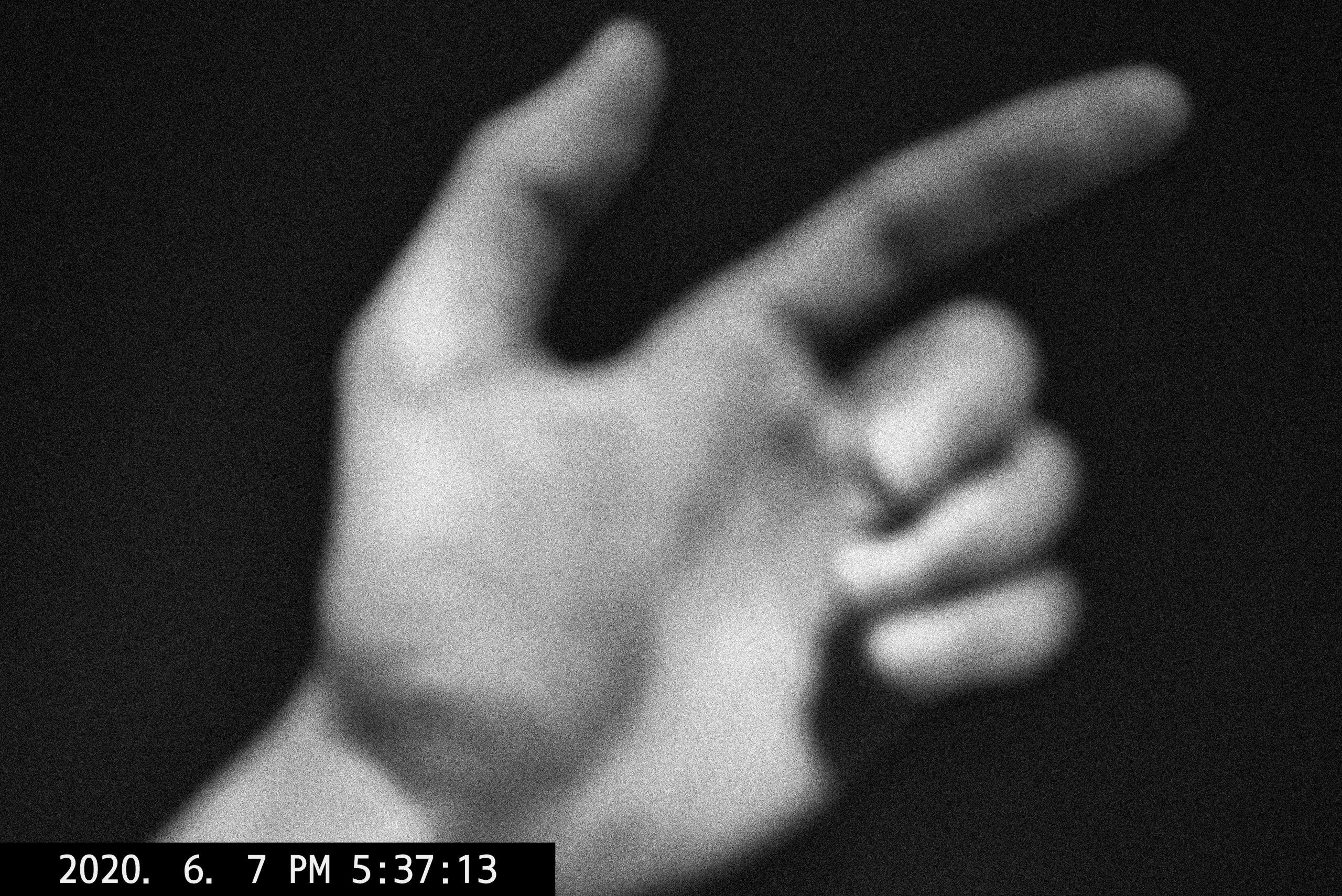 hand blur ERIC KIM
