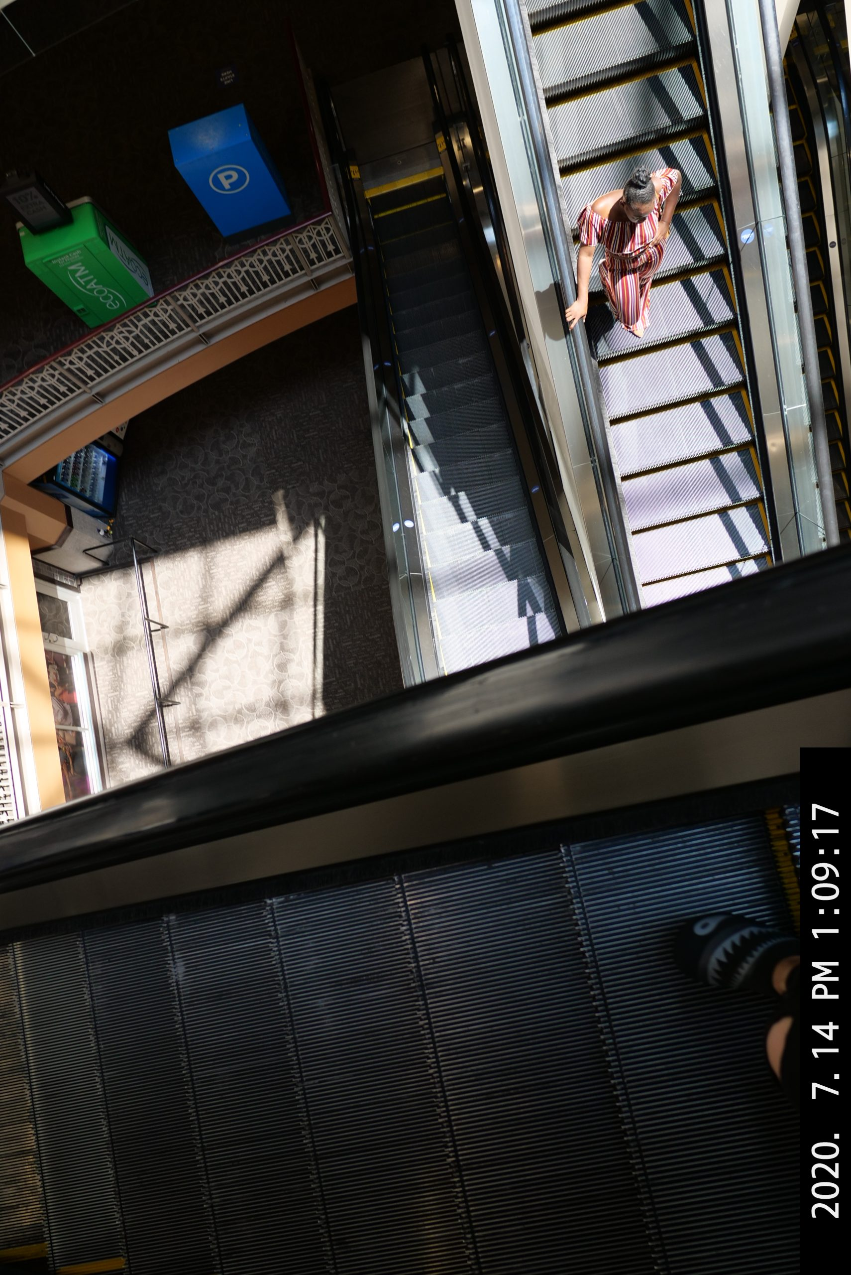 Mall ERIC KIM Street photography Lumix