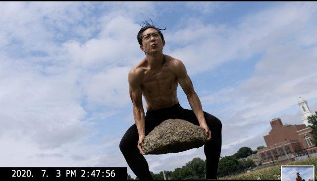 rock deadlift