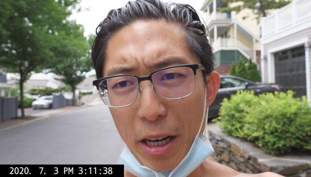 Selfie vlog ERIC KIM