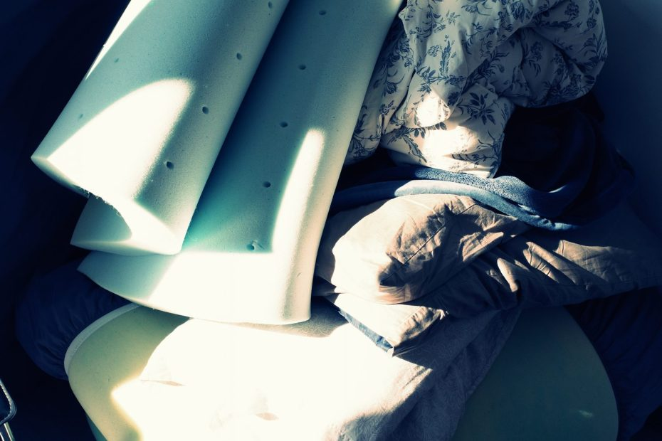bed pillow ERIC KIM everyday mundane beauty in the mundane