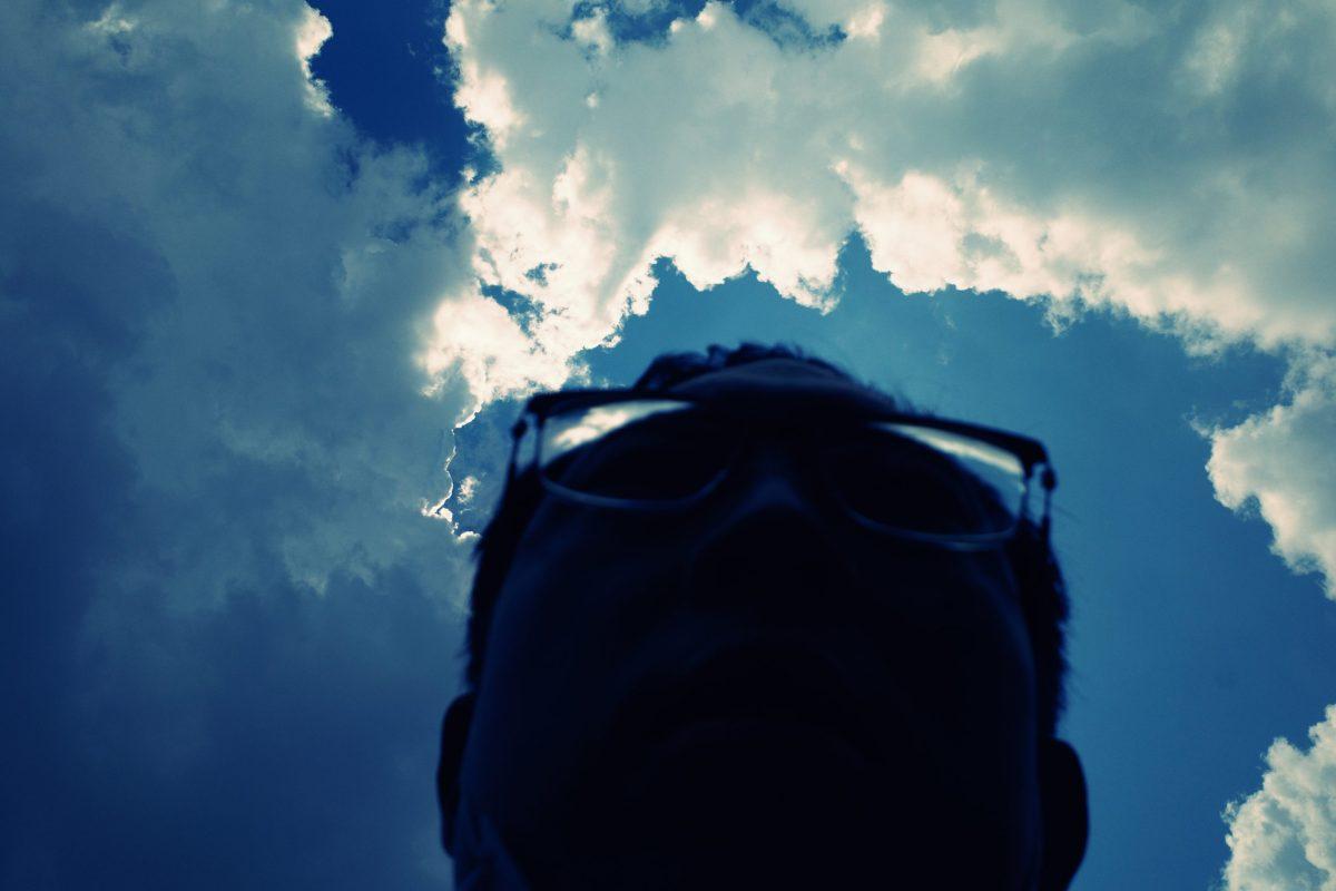 selfie ERIC KIM face