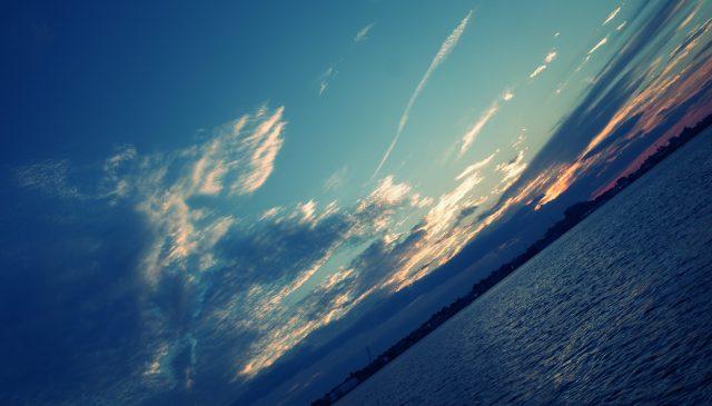 Sunset tilt