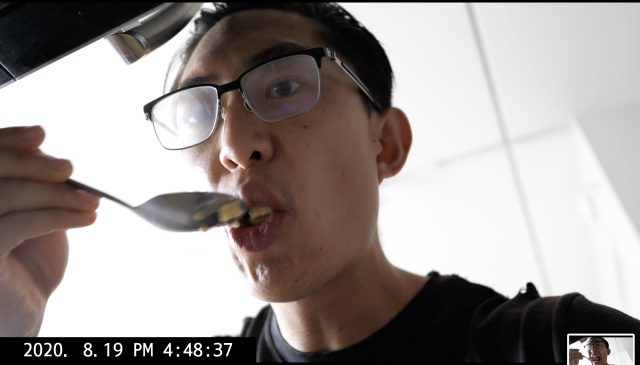 ERIC KIM EATs