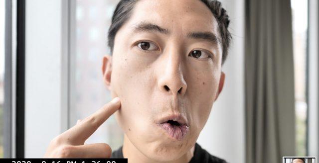 poke face ERIC KIM