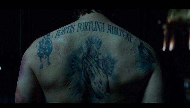 fortis Fortuna adiuvat john wick tattoo
