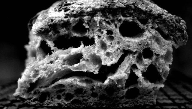 food bread detail