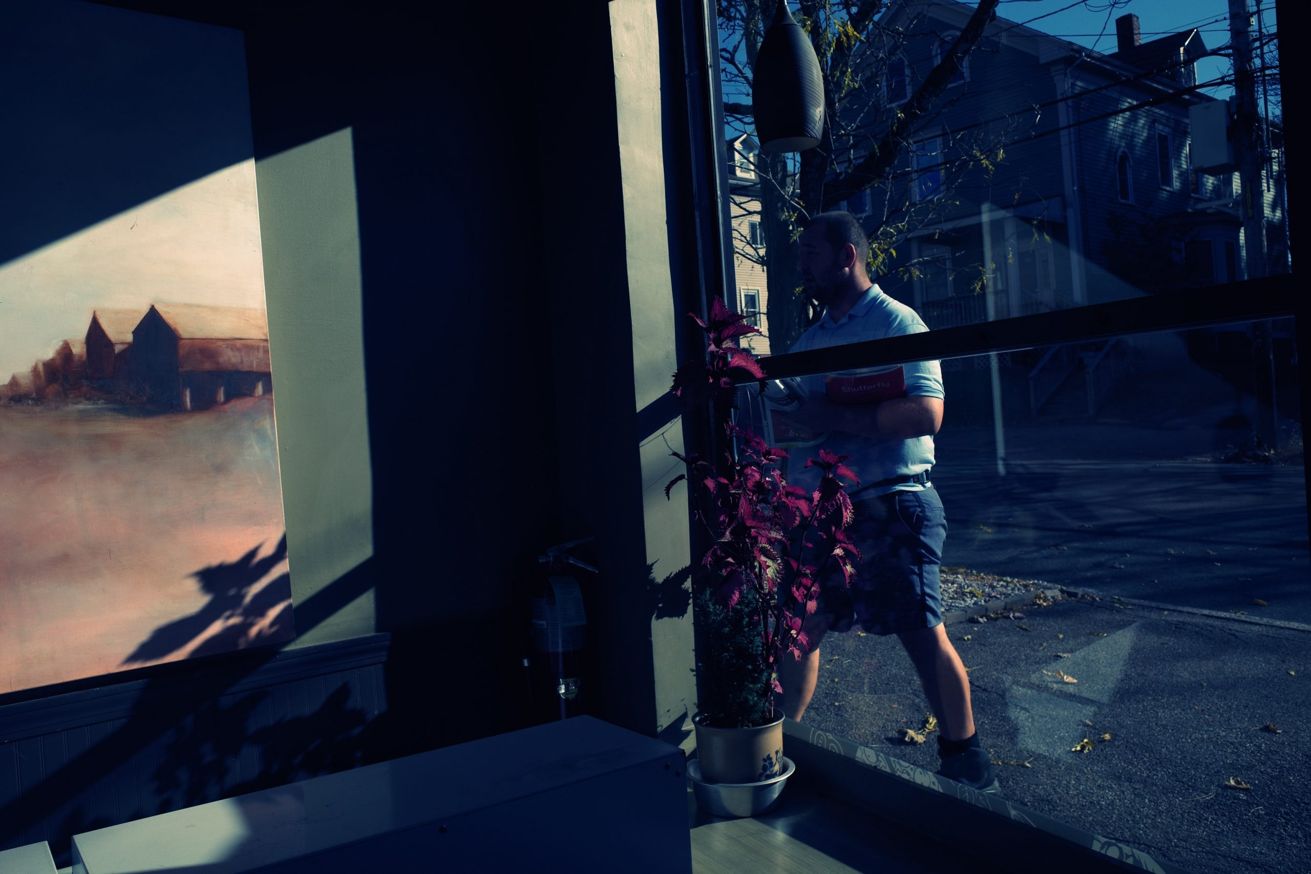 dramatic light ERIC KIM street photography