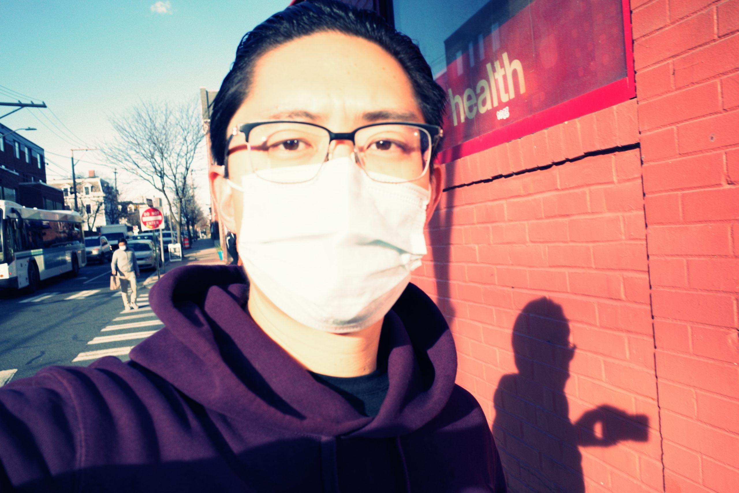 selfie light ERIC KIM