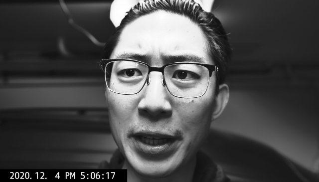 selfie talking vlog ERIC KIM