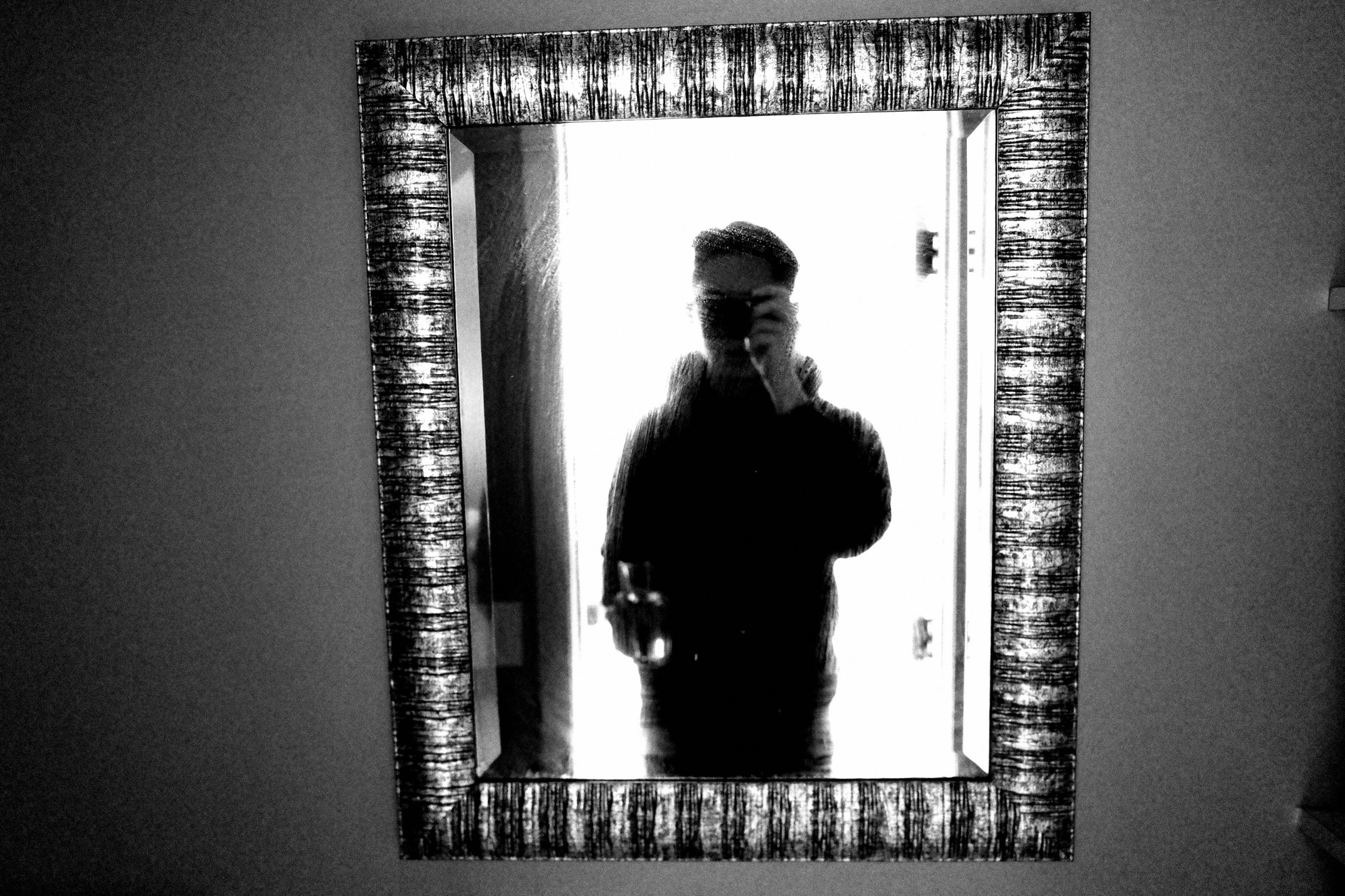 selfie Ricoh gr iii