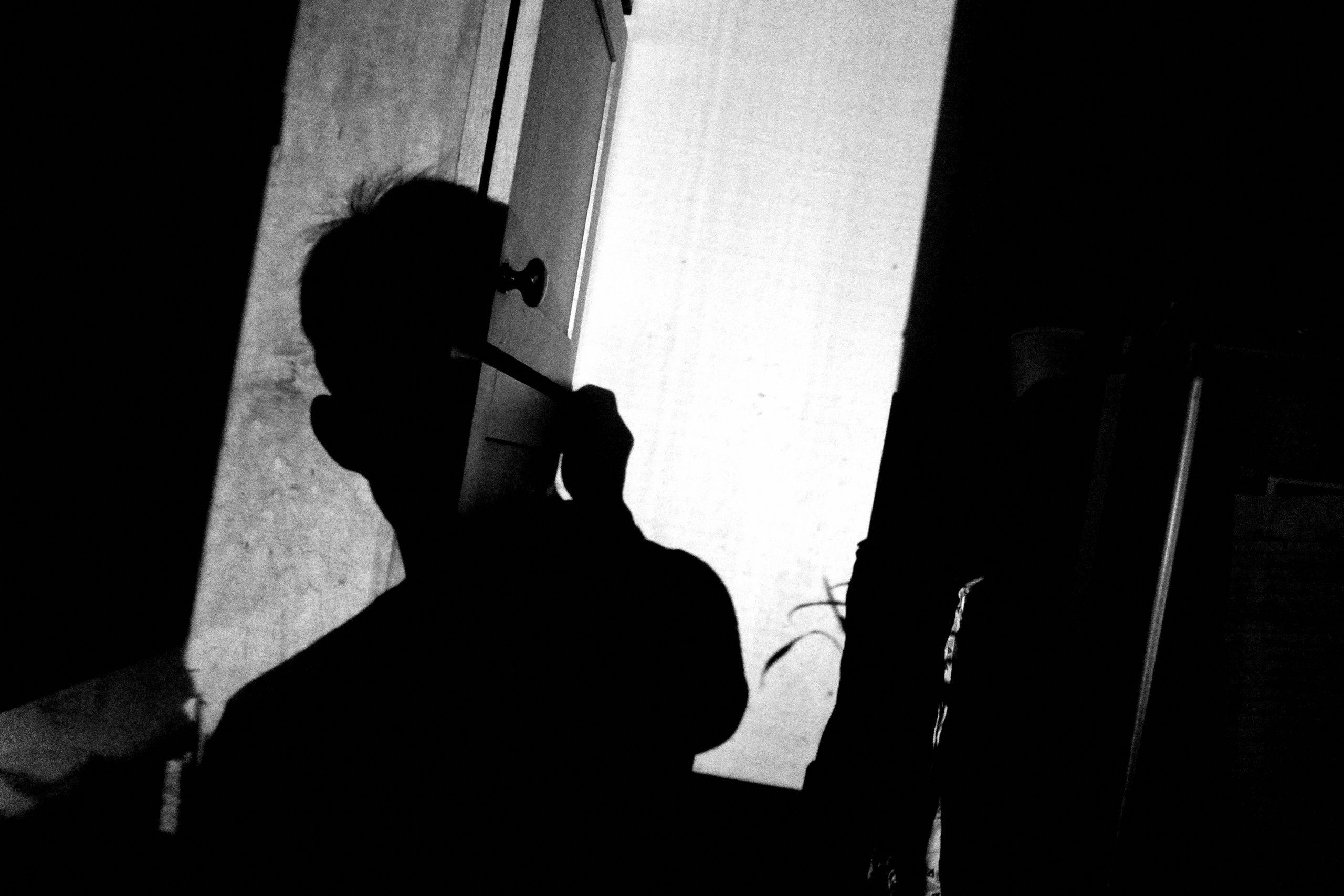selfie shadow ERIC KIM