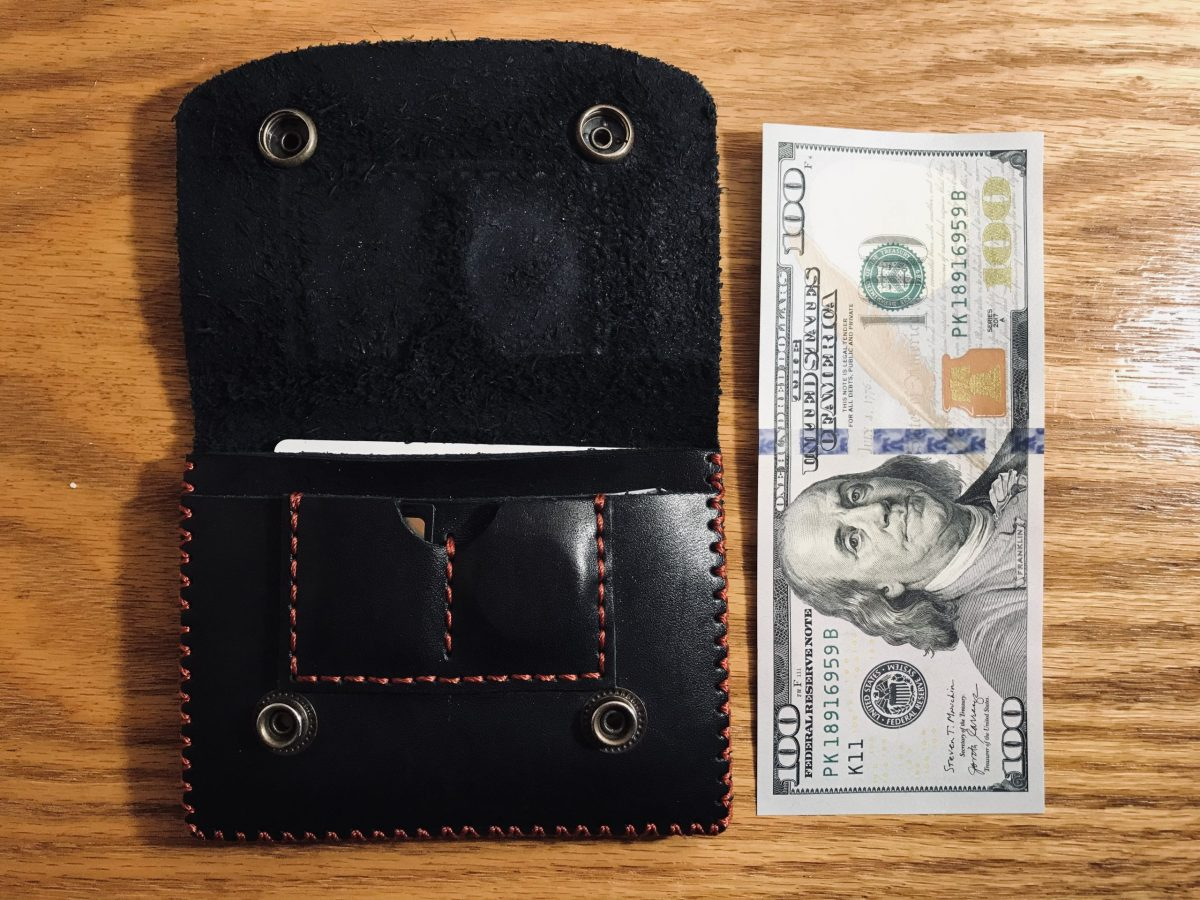 photographer's wallet proportions