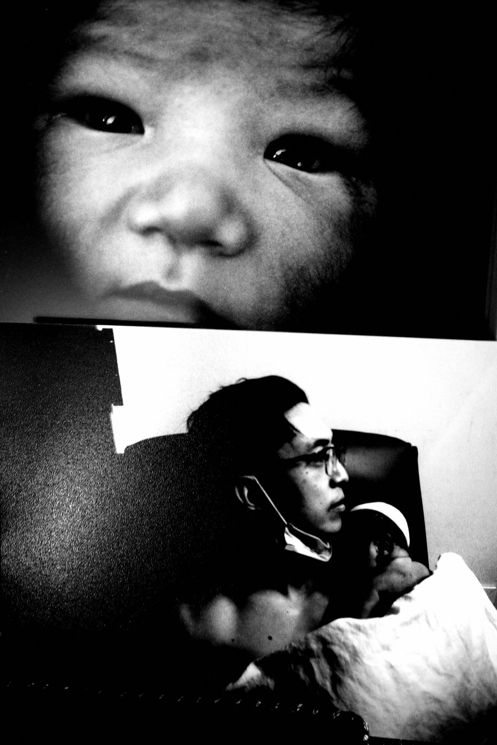 seneca and dad photo project