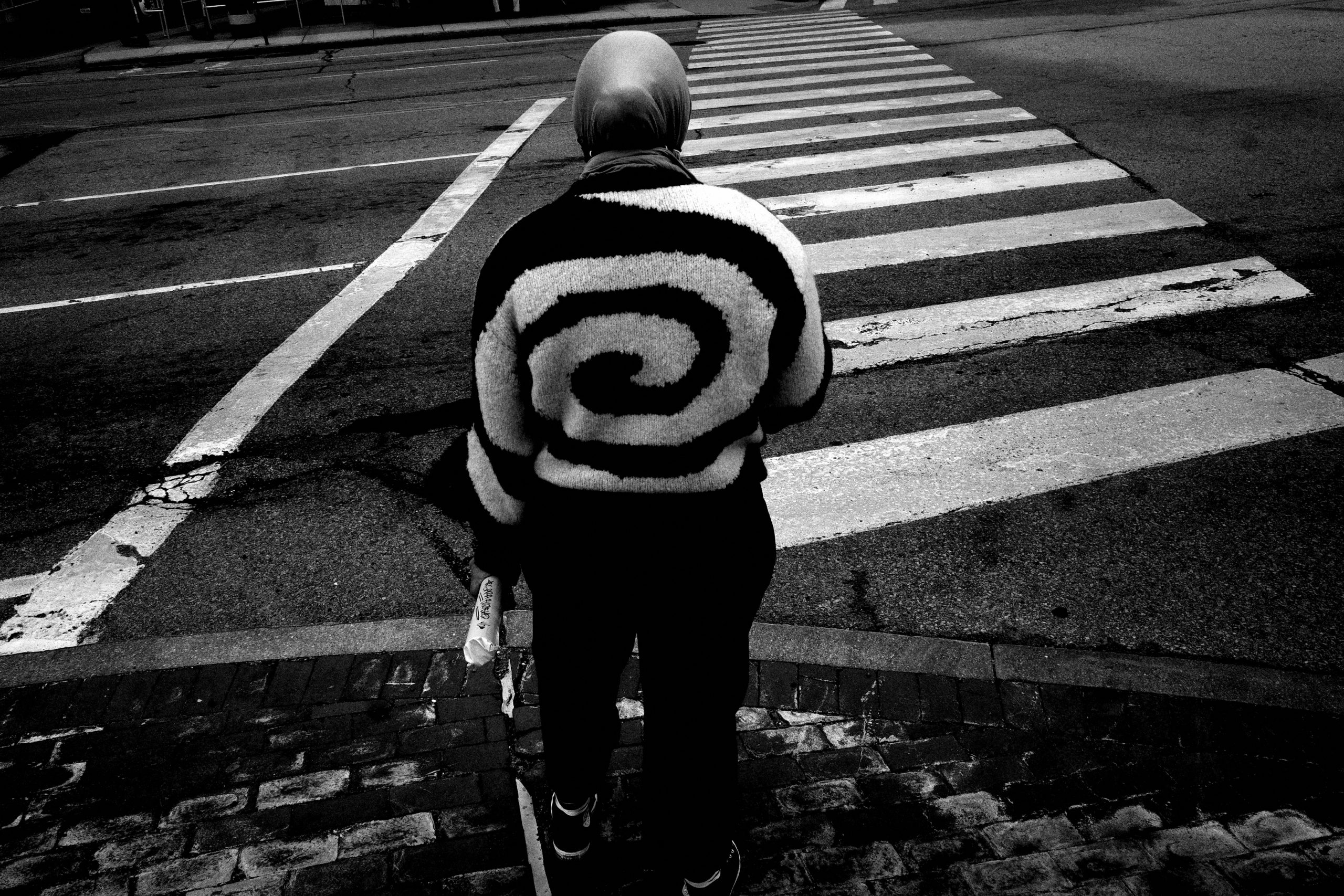 spiral street photography