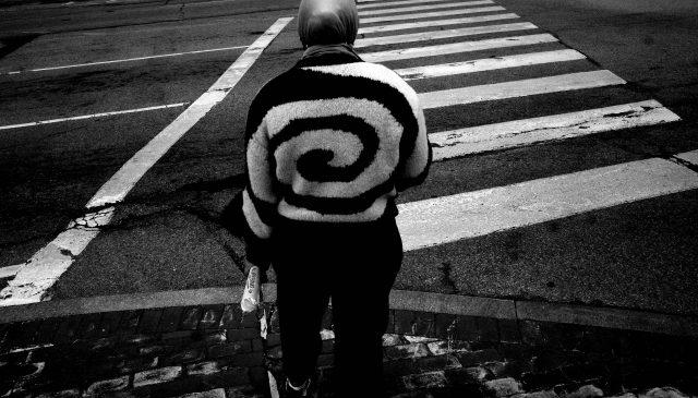 spiral street photography
