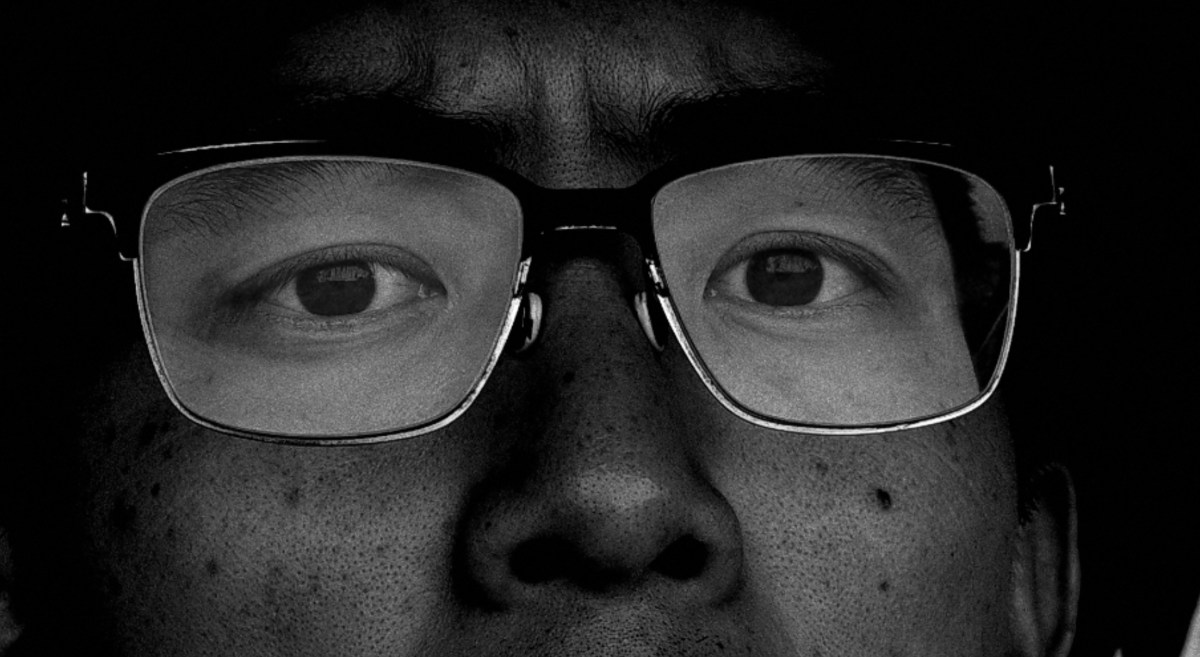eyes crop selfie ERIC KIM