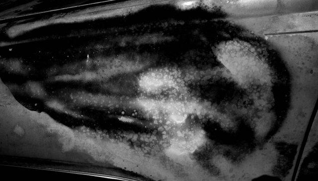 abstract Eric Kim zen monochrome