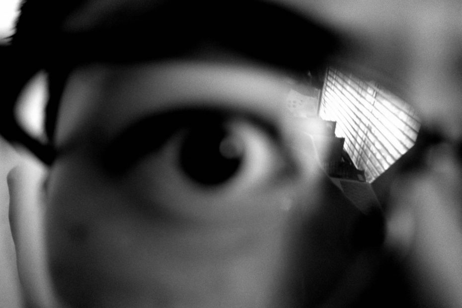 selfie eye ERIC KIM