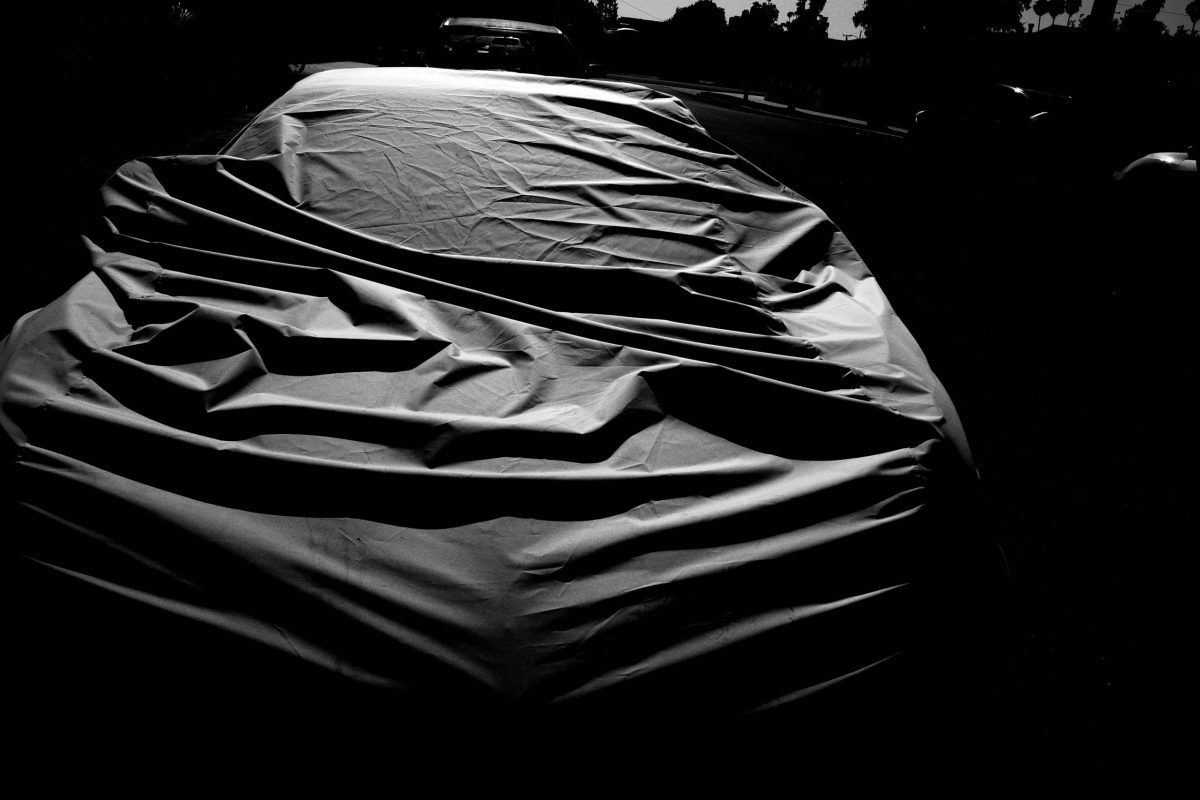 car cover abstract