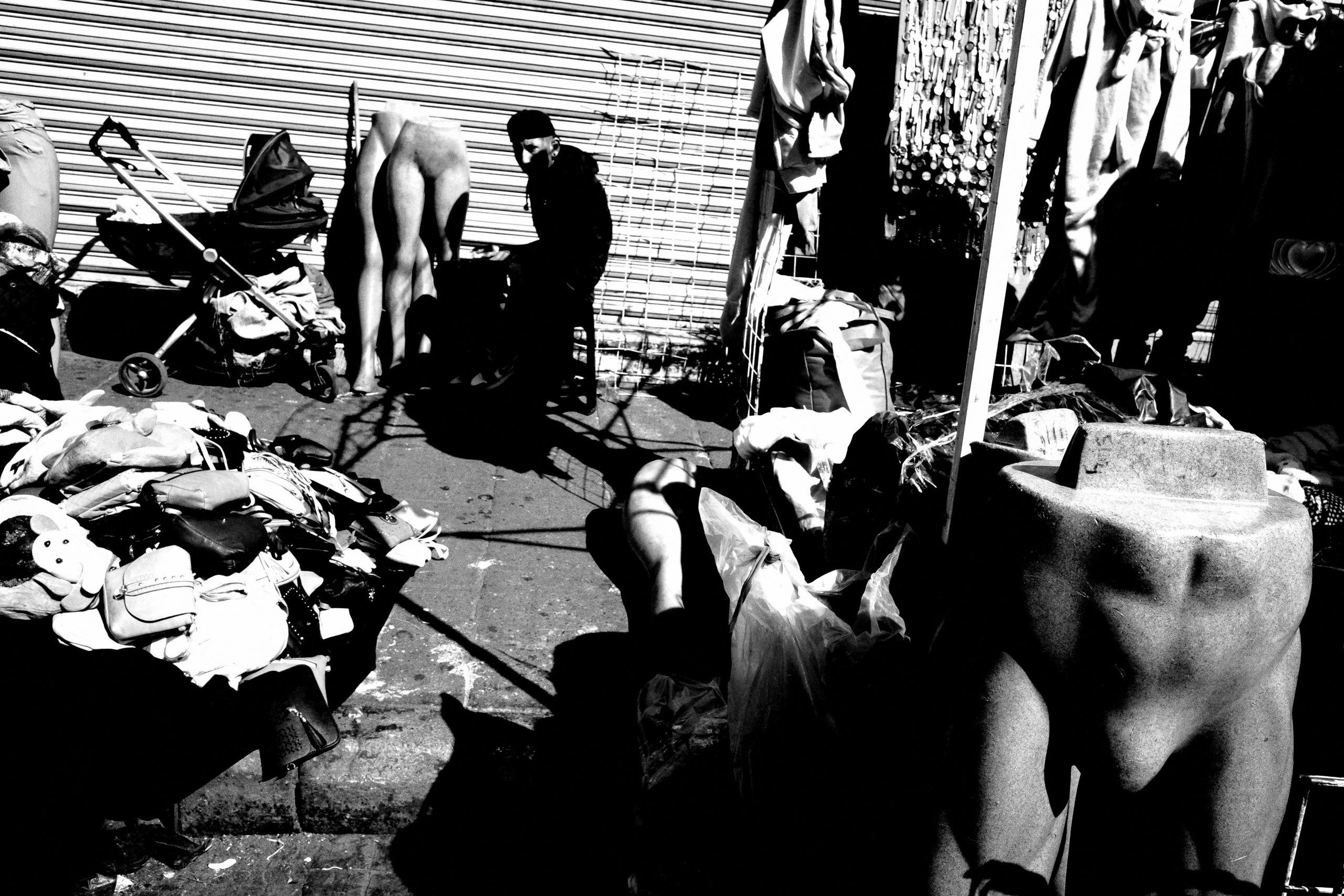 Mexico City street photography ERIC KIM