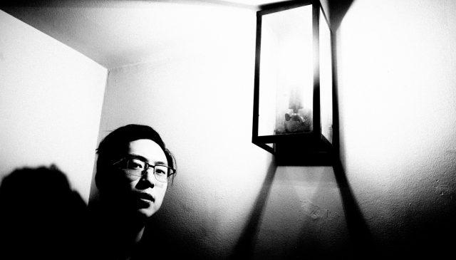 selfie Eric blog