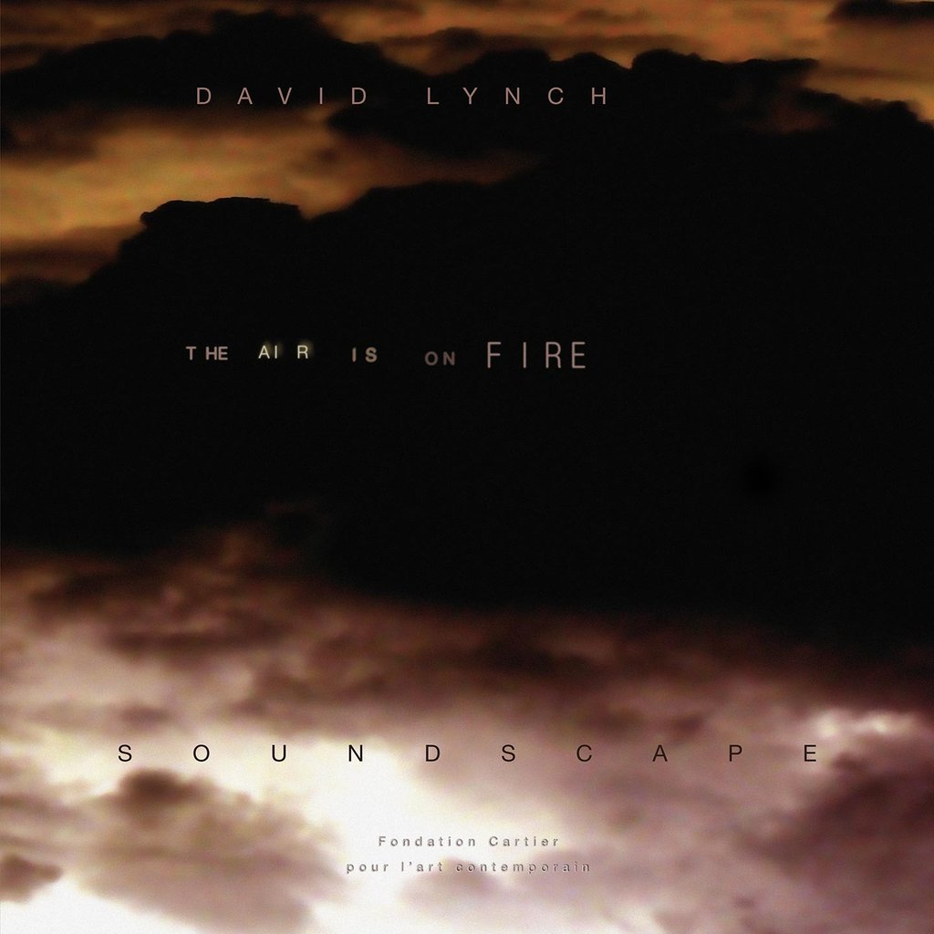 "Erick Mertz Author – David Lynch ""The Air Is On Fire"""