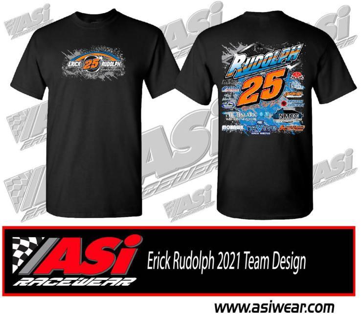 2021 Erick Rudolph Shirt
