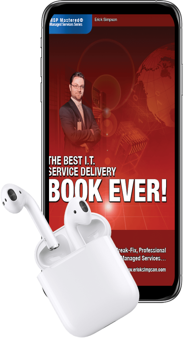 The Best I.T. Service Delivery BOOK EVER! Audiobook