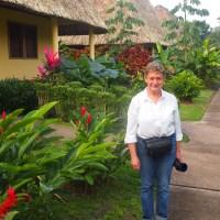 Casa del Caballo Blanco, Belize