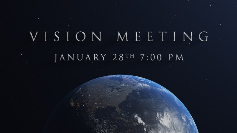 Vision Meeting 16x9