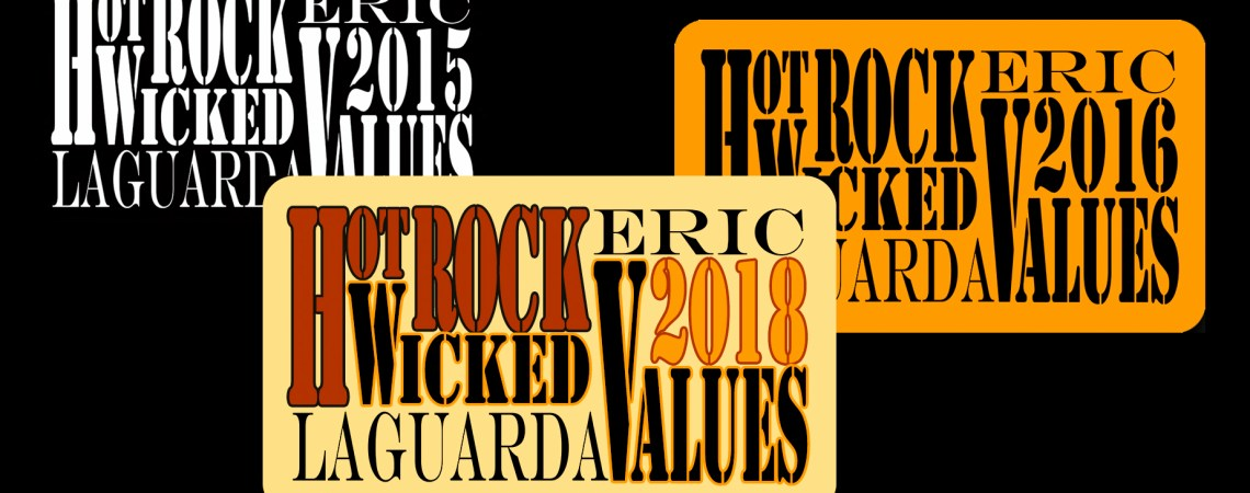 Hot Rock Wicked Values is back…