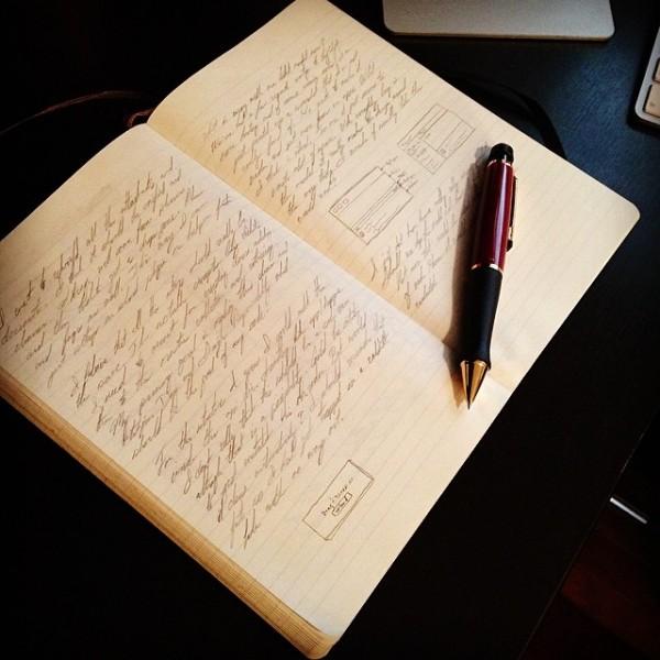 written-notes