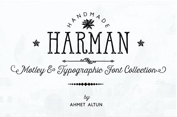 harman-font