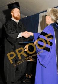 Bachelors Degree, boom.