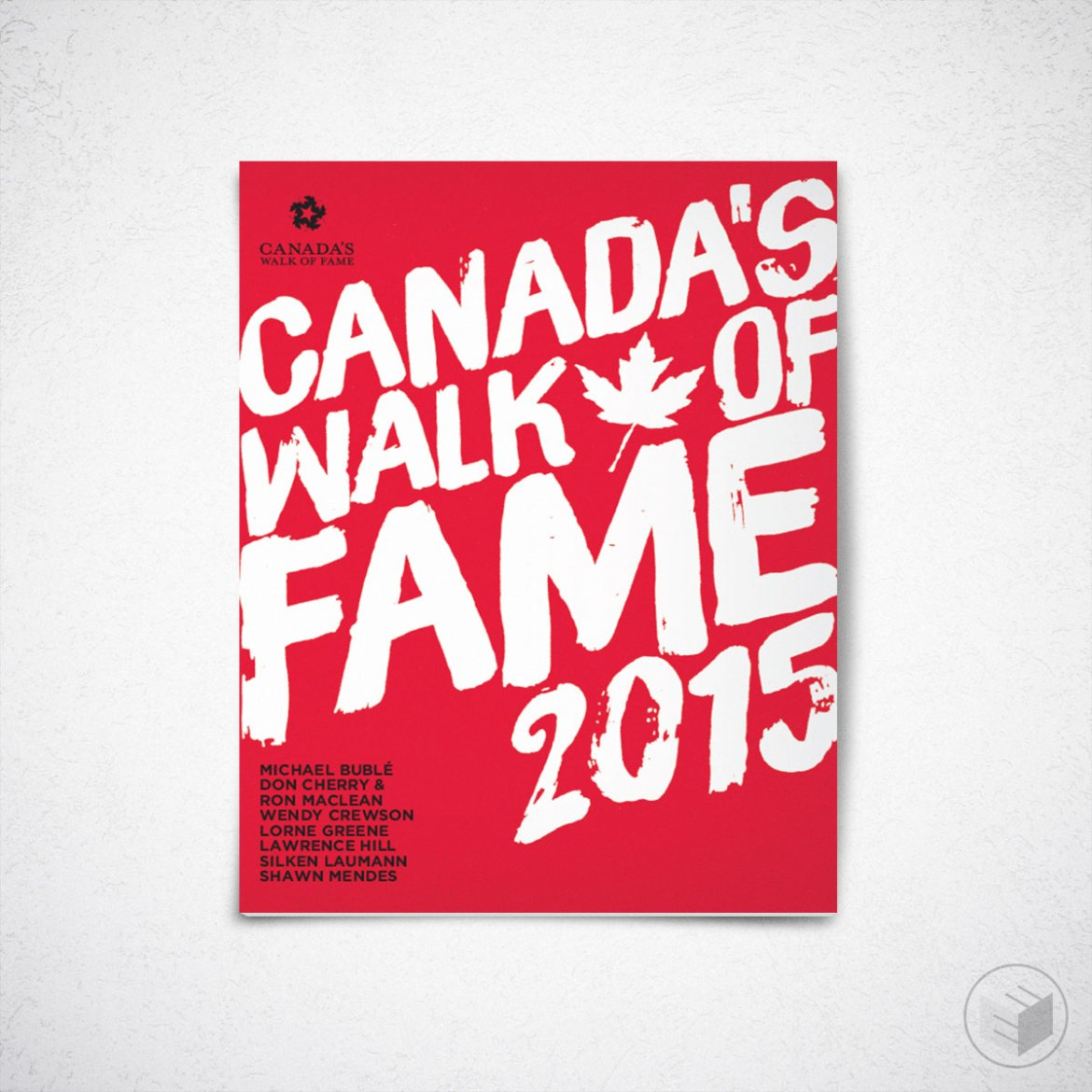 Canada's Walk of Fame 2015