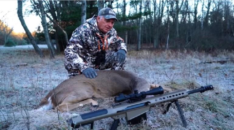 .50 BMG deer
