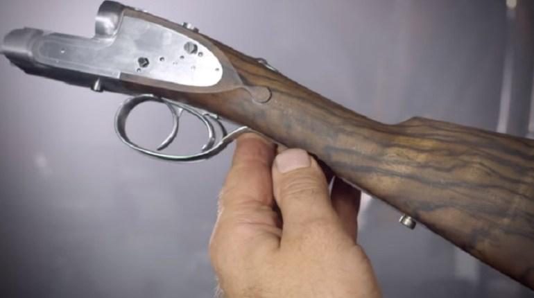 making a shotgun
