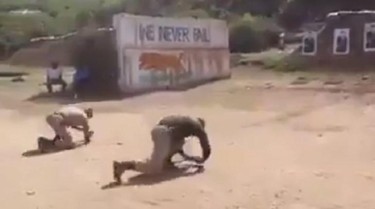 gun range fail