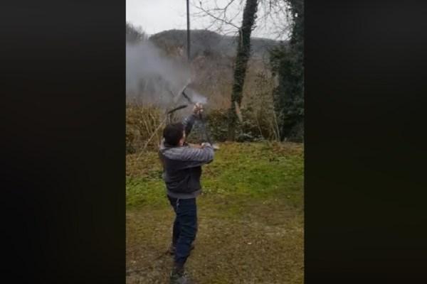 gun kaboom
