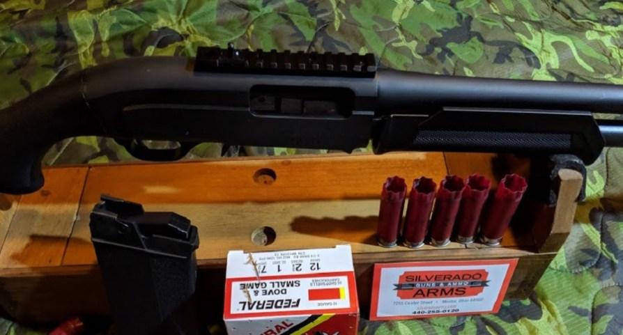 civet 12 shotgun